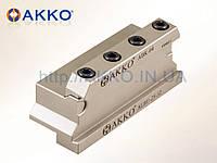 Блок ALBU-32-32 к сменному отрезному ножу для нарезания канавок и отрезки AKKO