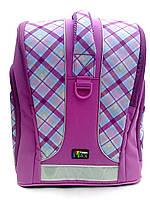 Ранец каркасный Tiger 31004-1 розовый