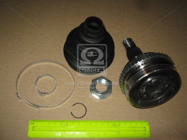 ШРУС наружный с пыльником FIAT, CITROEN, PEUGEOT, Ruville 75836S