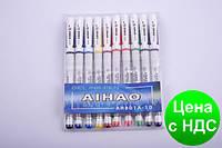 Набор гелевых ручек Aihao AH801-10 (10 цв.)