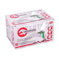 Краскопульт (пистолет покрасочный) 1,3мм HVLP Intertool PT-0102
