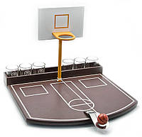 Игра Баскетбол с рюмками
