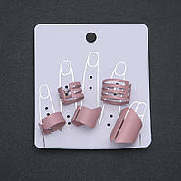 Набор колец на пять пальцев
