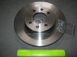 Диск тормозной HYUNDAI ACCENT передн., вент., TRW DF4839