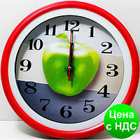 """Часы настенные 8327 круглые """"Фрукты"""""""