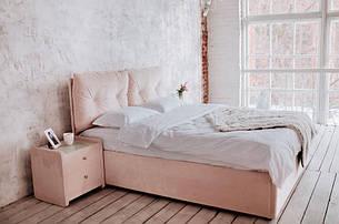 Кровать Мелани (ассортимент размеров), фото 2