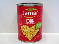 Консервированная кукуруза сладкая Jamar 400г , фото 1