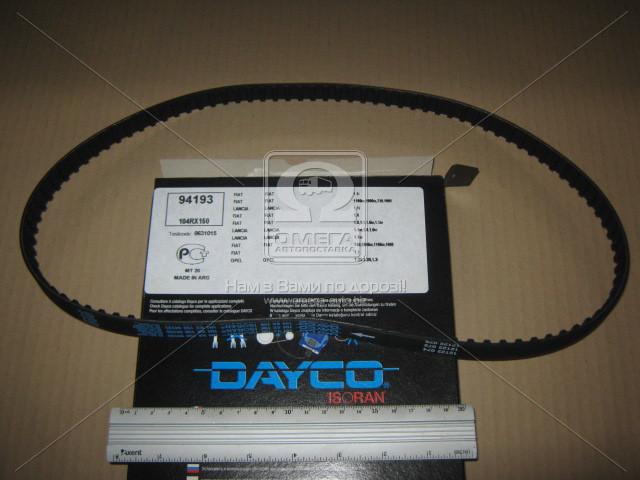 Ремень зубч. ГРМ 104x15.0 FIAT, OPEL, DAYCO 94193