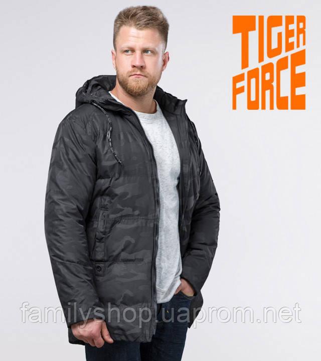 Tiger Force 59910 | куртка зимняя мужская черная