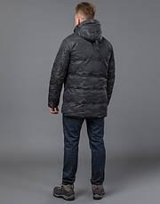 Tiger Force 59910 | куртка зимняя мужская черная, фото 3