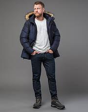 Tiger Force 71550 | куртка мужская зимняя темно-синяя, фото 2