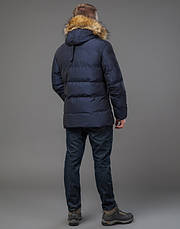 Tiger Force 71550 | куртка мужская зимняя темно-синяя, фото 3