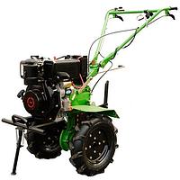 Мотоблок дизельный Bizon 1100AE (6 л. с., электростартер, фреза в к-те) оригинал