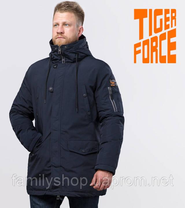 Tiger Force 54120 | парка мужская зимняя темно-синяя