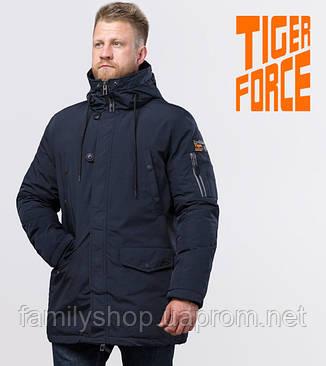 Tiger Force 54120 | парка мужская зимняя темно-синяя, фото 2