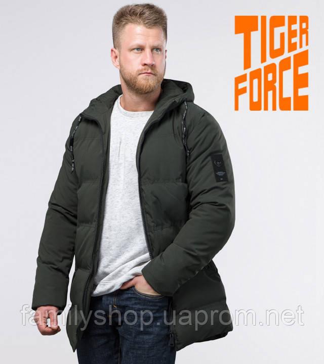 Tiger Force 70911   куртка зимняя мужская темно-зеленый