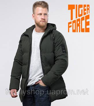 Tiger Force 70911   куртка зимняя мужская темно-зеленый, фото 2