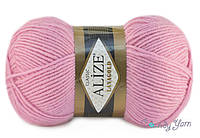 Alize Lana Gold, розовый №98