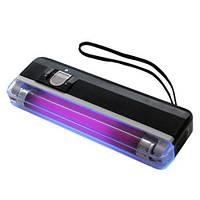 Ультрафиолетовый детектор валют DL-01, аппарат проверки денег