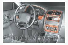 Накладки на торпеду Mazda 323 (2000-2004) (декор панели Мазда 323 )