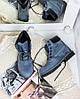 """Женские зимние ботинки Timberland """"Blue"""" (в стиле Тимберленд) , фото 5"""