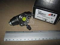 Цилиндр торм. раб. AUDI/SEAT/VW 80/IBIZA/CADDY/GOLF задн., ABS 2743