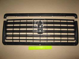 Решетка радиатора черная, +молдинг ВАЗ 2107, Россия 2107-8401014/104