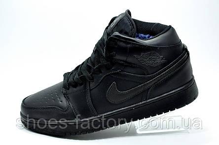 76acc060 Зимние Кроссовки в стиле Nike Air Jordan 1 Retro, (Аир Джордан), фото