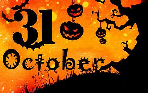 Хэллоуин Halloween party