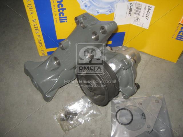 Насос водяной FIAT DUCATO 1.9TD 94-02 + К-Т БОЛТОВ Metelli 24-0647