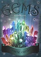 Gems Oracle Cards / Карты Оракул Самоцветов