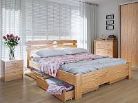 Кровать MeblikOff Кантри с ящиками, фото 1