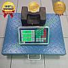 Беспроводные товарные весы Олимп R2_300 кг (400х500мм) Wi-Fi, фото 2
