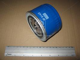 Фильтр масляный ВАЗ 2101-2107 2108-09 низкий 69мм, MANN W914/2