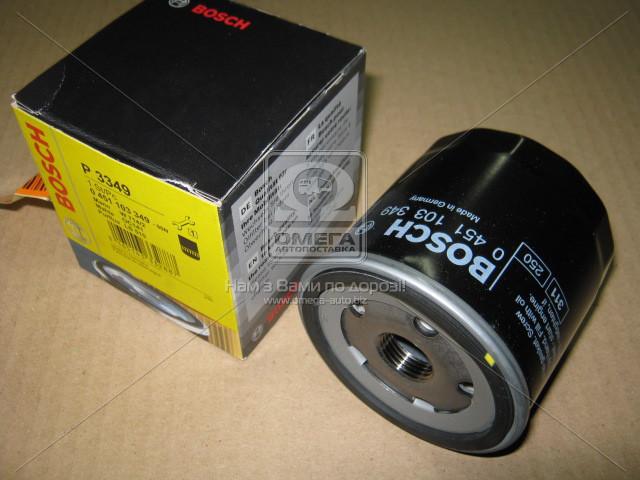 Фильтр масляный, Bosch 0 451 103 349