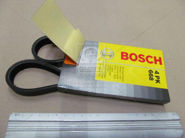 Ремень клиновой DAEWOO Matiz M100, Bosch 1 987 948 302