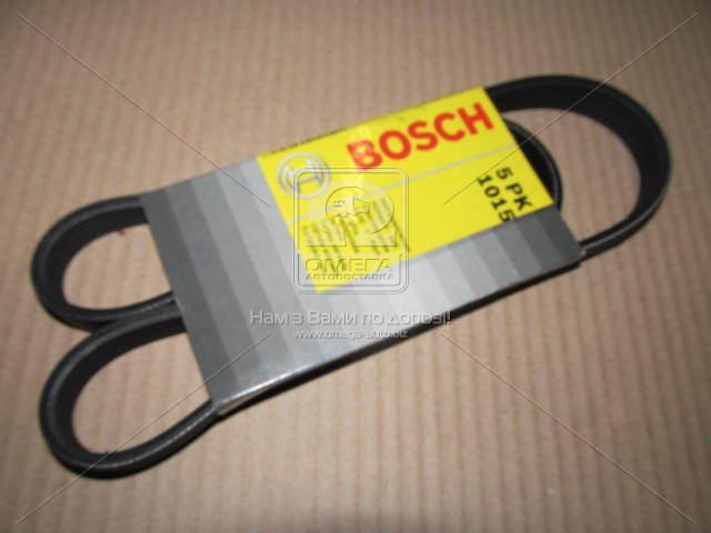 Ремень п-клиновой 5pk1015, Bosch 1 987 947 922