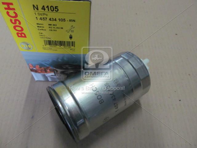 Фильтр топливный, Bosch 1 457 434 105