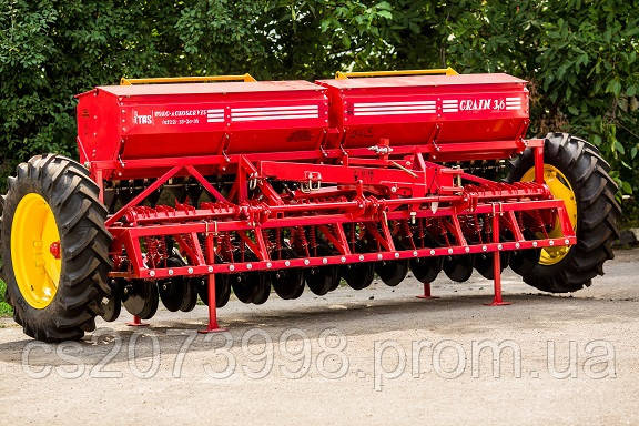 Сеялка зерновая СЗ 3.6 Grain 3.6
