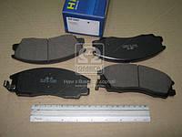 Колодка торм. HYUNDAI TERRACAN 2.5, 2.9, 3.5 01- передн., SANGSIN SP1097