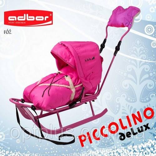 Санки Adbor Piccolino DeLux (Полный комплект санок)