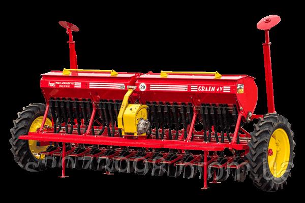 Сеялка зерновая СЗ 4 вариаторная Grain 4V