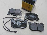Торм колодки дисковые, Bosch 0 986 466 346