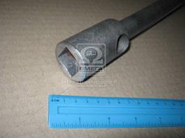 Ключ балонный ГАЗ ,ЗИЛ 22х38 квадрат 22 , L=380 mm цинк ИП-312