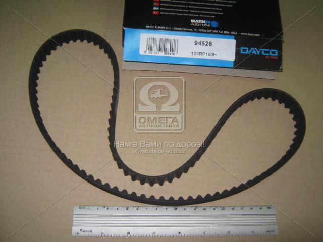 Ремень зубч. ГРМ Z=103x19.0, DAYCO 94528