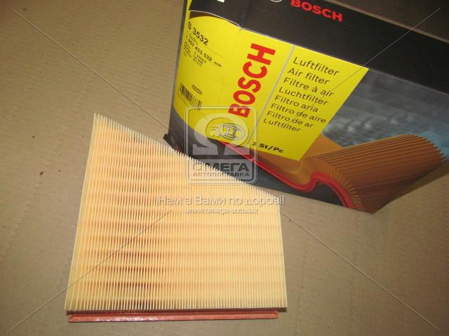 Фильтр воздушный SEAT; SKODA; VW, Bosch 1 457 433 532