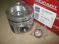 Поршень VAG 81,01 2,5TDi Crafter BJL/BJM/CECA Euro 5 06-, Mopart 102-90805 00