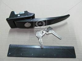 Ручка двери в сборе с замком и ключом УАЗ 450-6105152