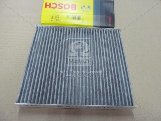 Фильтр салона SKODA FABIA угольный, Bosch 1 987 432 357