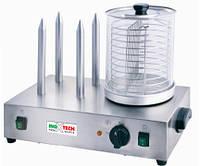 Апарат для хот догів штирьовий HHD-1 Inoxtech